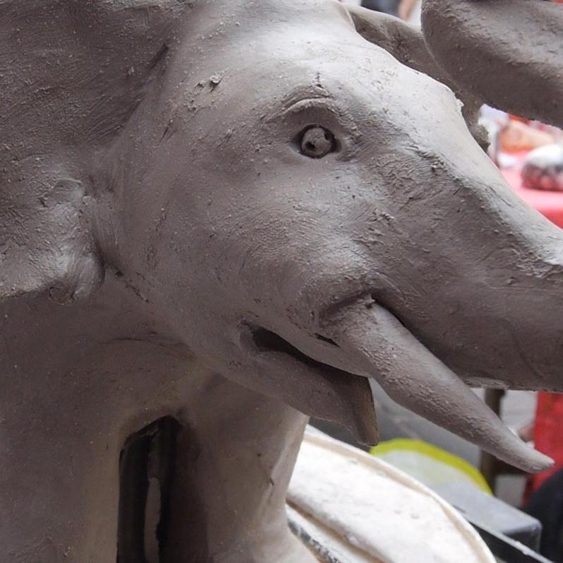 fête-des-éléphants-2017-sculpture-poterie
