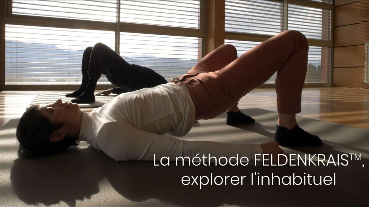 Film de présentation de la méthode Feldenkrais - YOCOT