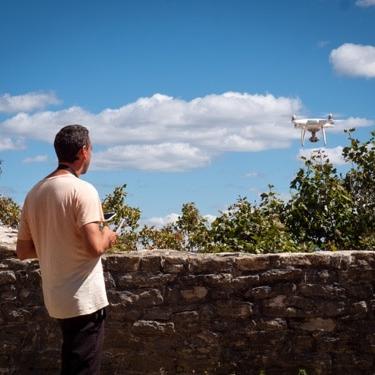 Opérateur télépilote Drone